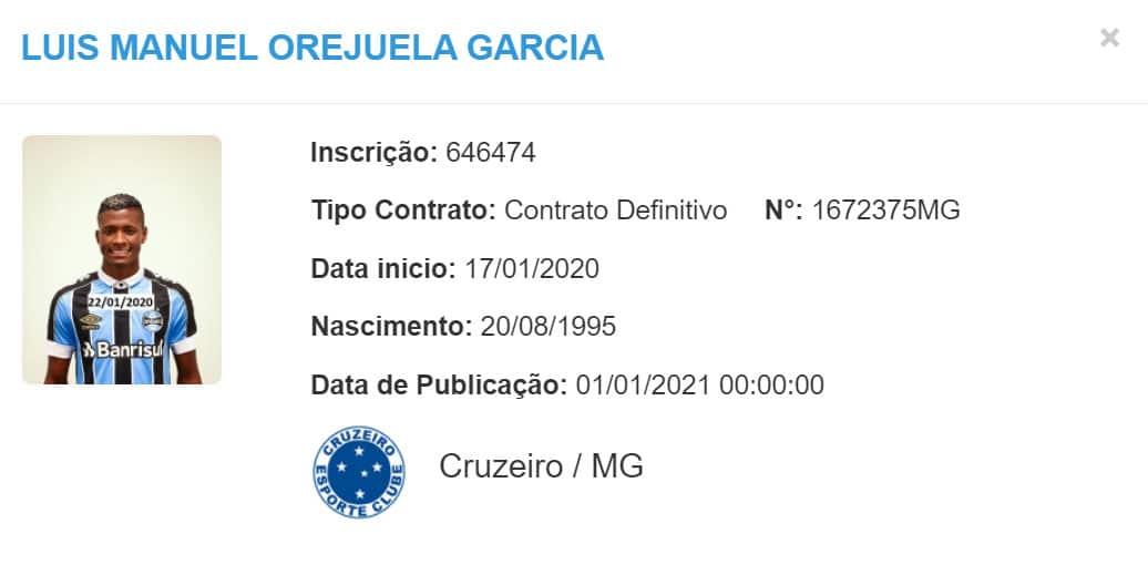 Orejuela BID CBF